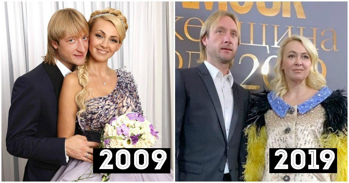 Фото Яна Рудковская: настоящий возраст, мужья, дети и правда о разводе с Плющенко