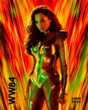 The Character Posters For Wonder Woman 1984 Are Completely Psychedelic