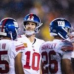 Eli Manning Was, Briefly, Eli Manning Again