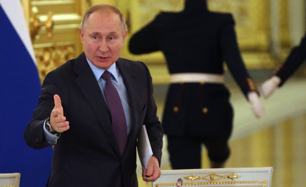 Photo of Putin denuncia una trama política tras el castigo por dopaje a Rusia