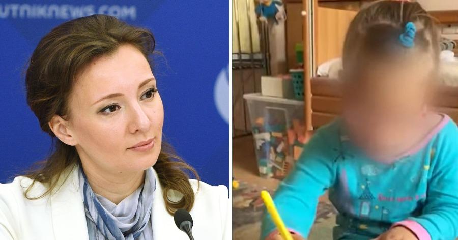 Фото Комментарий Кузнецовой о девочке, живущей в платной клинике, изменился