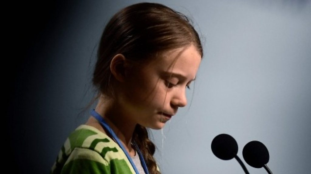 Photo of Greta Thunberg named Time Person of the Year for 2019