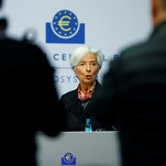Christine Lagarde Begins to Chart a Course at the E.C.B.
