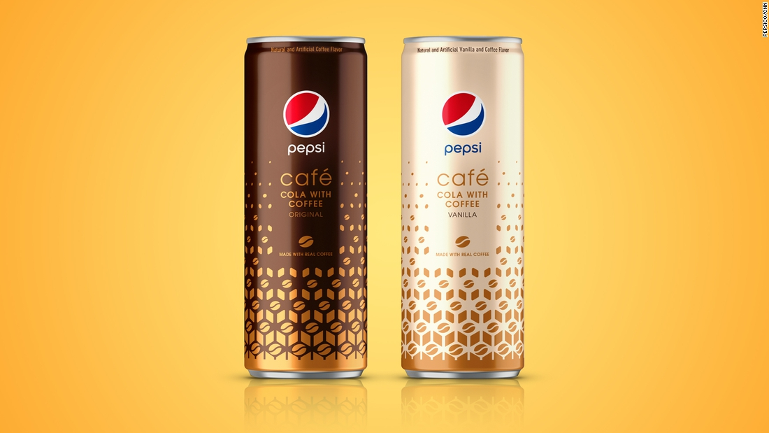 Photo of This Pepsi has nearly twice the usual caffeine