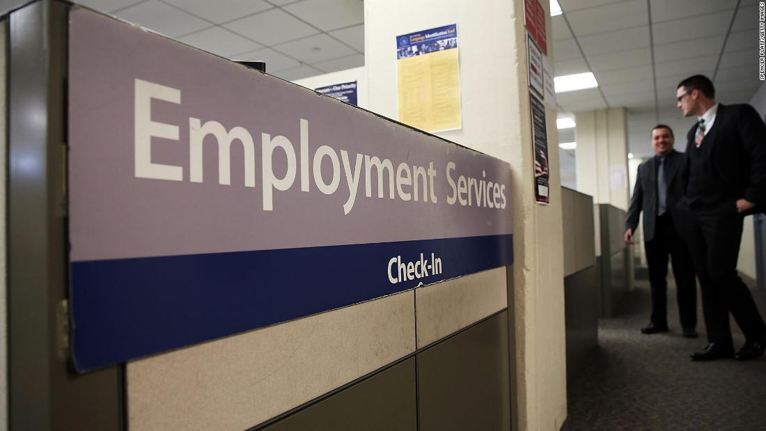 Photo of Unemployment claims suddenly jump to a two-year high