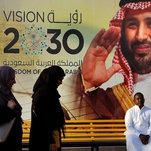 Saudi Aramco Briefly Hits $2 Trillion Valuation