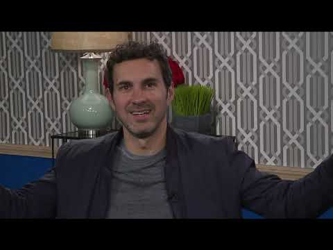 Photo of Comedian Mark Normand With A Hilariously Awkward Interview