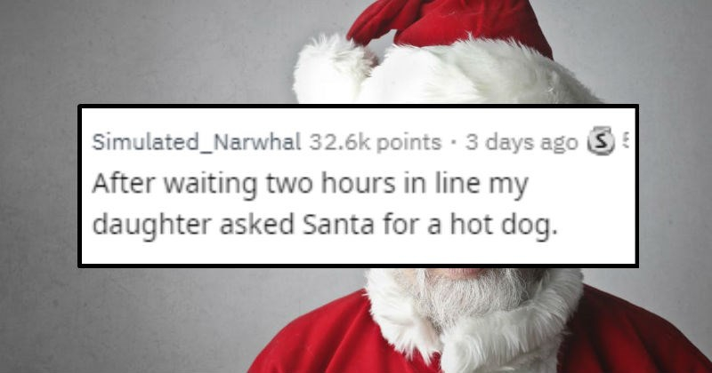 Photo of Weird Things Kids Asked Mall Santas for Christmas
