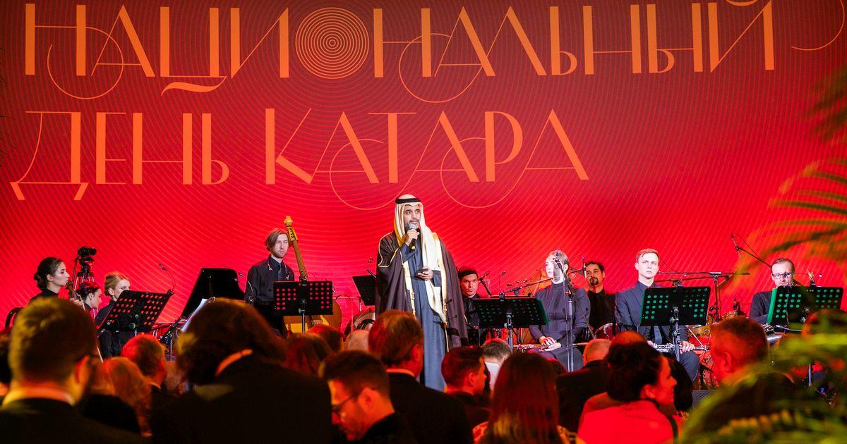 Восточная сказка в «Метрополе». Как прошел национальный день Катара