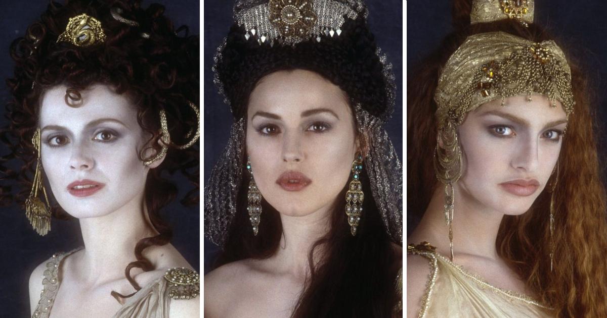 Фото Они тебя высосут. Судьбы невест Дракулы из фильма 1992 года