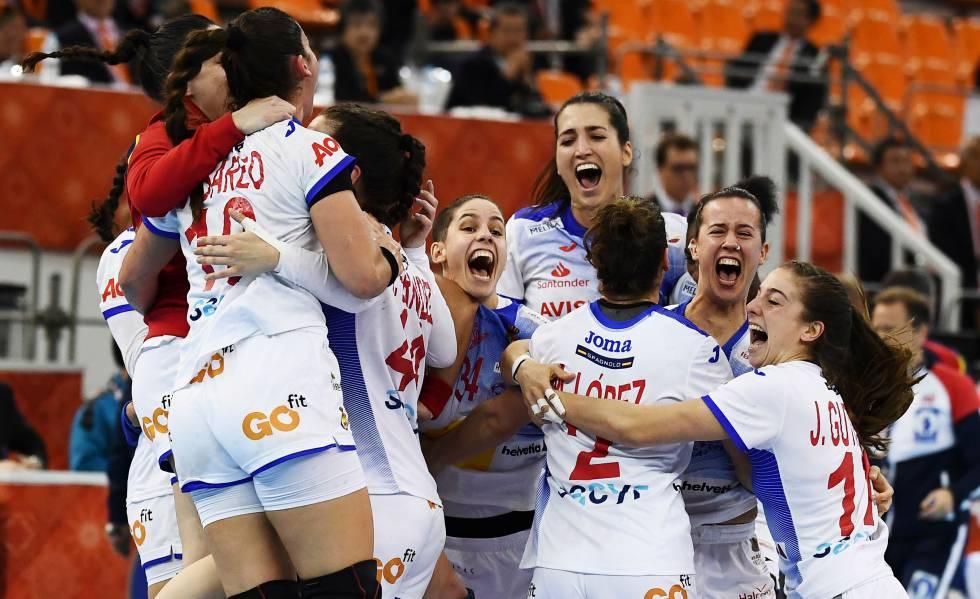 Photo of España, finalista del Mundial femenino de balonmano por primera vez en su historia