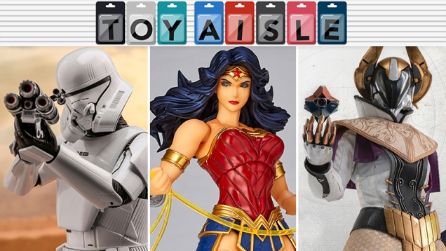Photo of A Wonderfully Articulated Wonder Woman Is the Most Super Toy of the Week