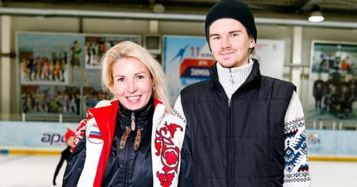 Фигуристка Лобачева разводится с молодым мужем, потому что он нищий