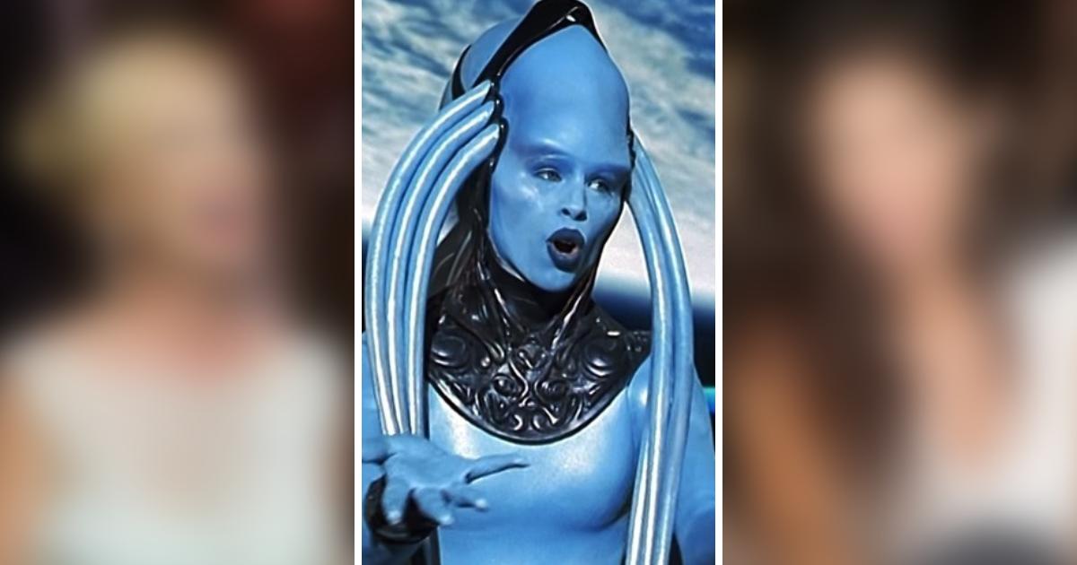 """Фото Роль через постель. Кто сыграл певицу-инопланетянку в """"Пятом элементе""""?"""