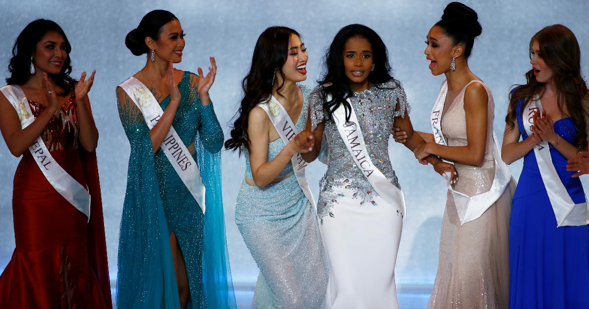 Названа новая обладательница титула «Мисс мира» (ФОТО)