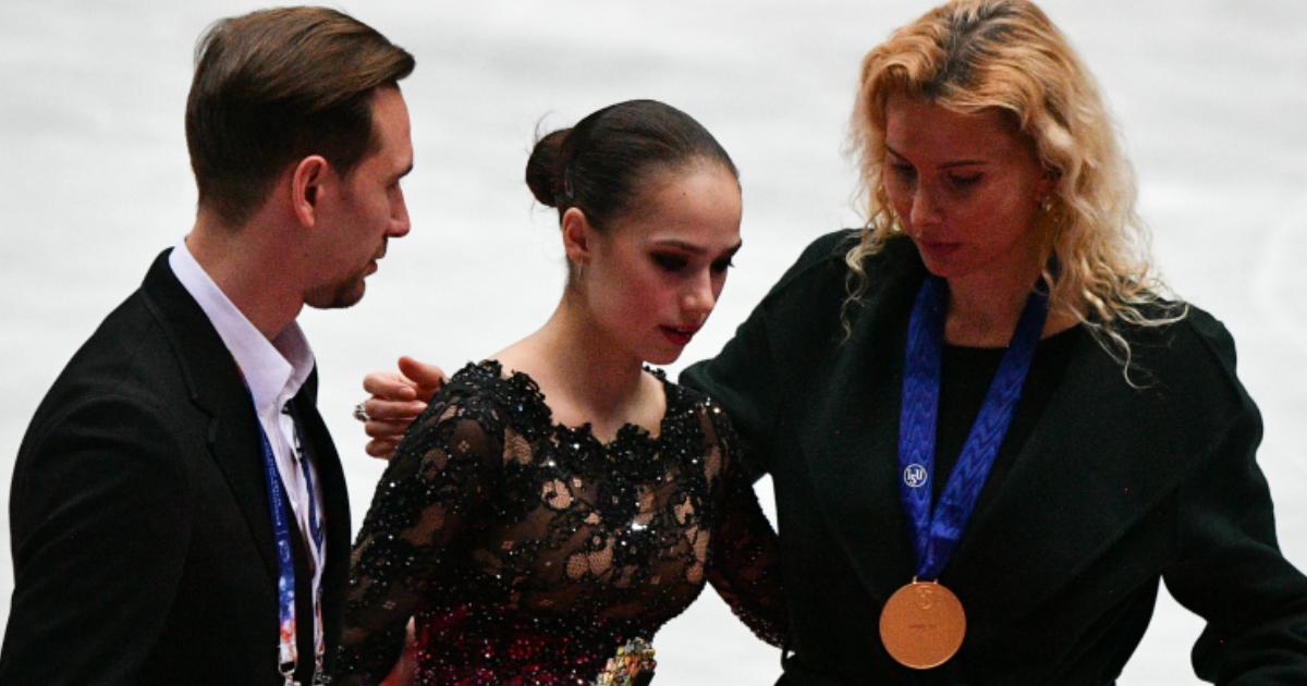 Фото Тутберидзе резко ответила на заявления Тарасовой и Плющенко о Загитовой