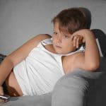 TV Watching May Be Main Culprit Behind Obesity in Kids
