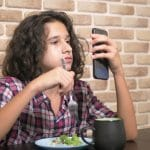 Social Media May Put Some Teens at Risk for Disordered Eating