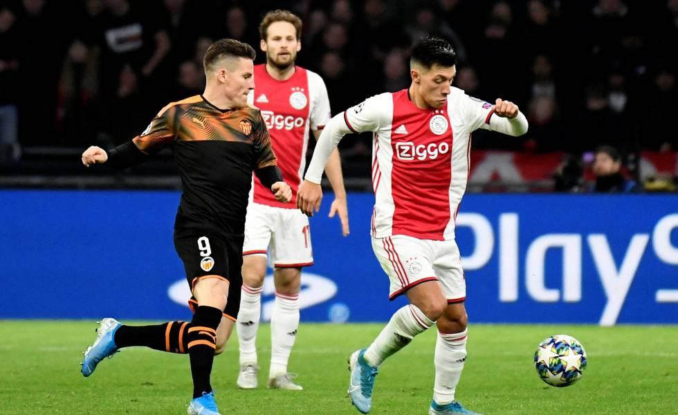 Photo of Getafe-Ajax, Cluj-Sevilla y Espanyol-Wolves, en dieciseisavos de la Europa League