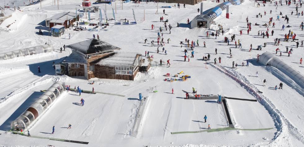 Photo of La tecnología más puntera de las estaciones de esquí