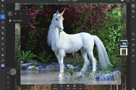 Photo of Photoshop for iPad gets one-tap selections, takes baby step toward desktop power