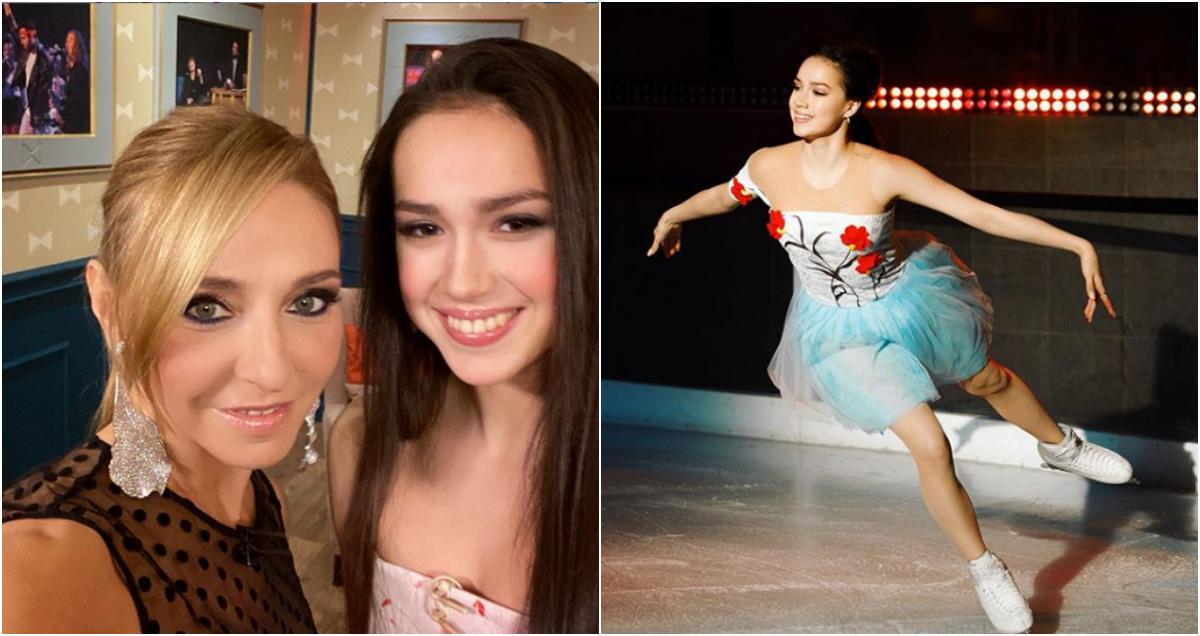 Навка назвала причину ухода 17-летней Загитовой из большого спорта