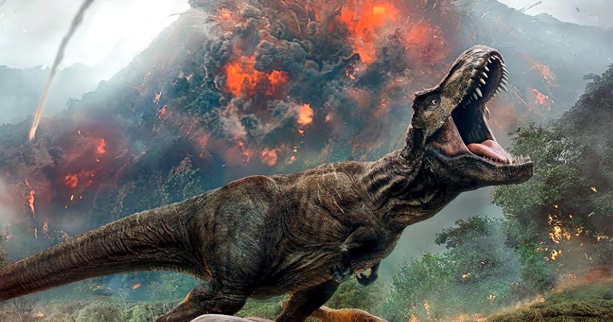 Опасность из недр земли. Раскрыта причина исчезновения динозавров