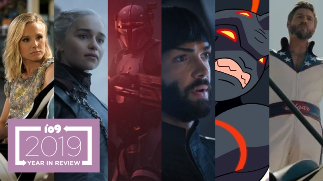 Photo of io9's 14 Best (and 5 Worst) Television Moments of 2019