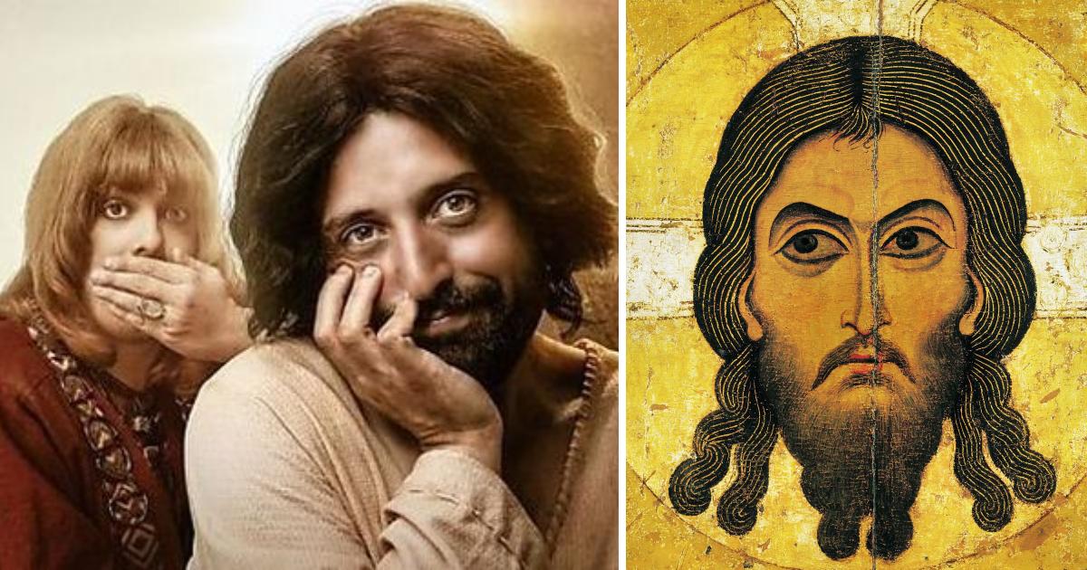 Фото Бразильцы сняли комедию о любовнике Иисуса