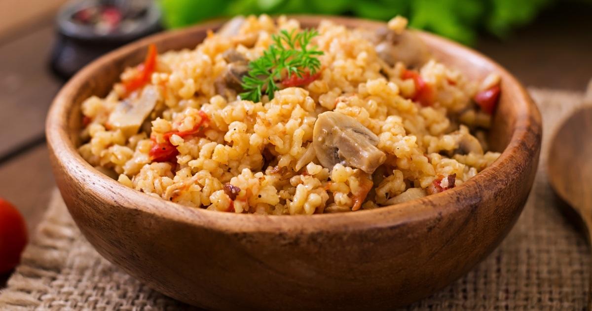 Что такое булгур: как его готовить и в чем польза булгура