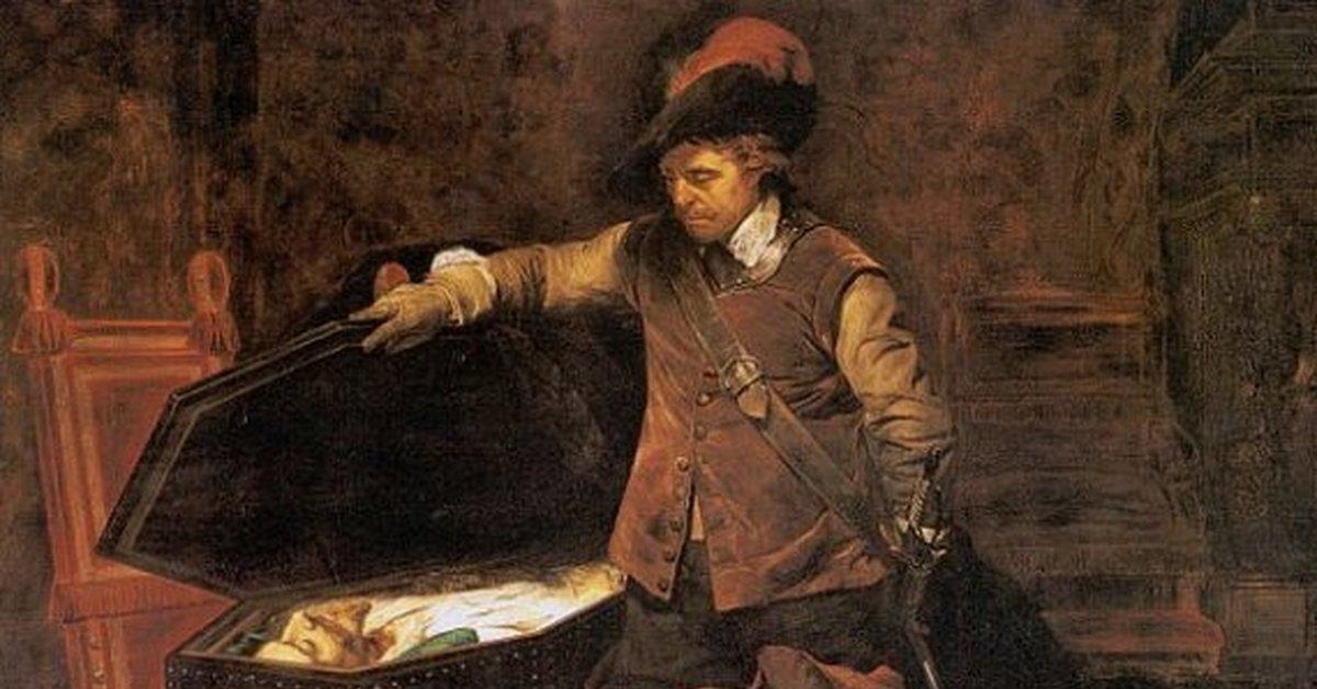 Английская буржуазная революция 17 века. Кто такой Кромвель?