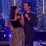 Lea Michele and Jonathan Groff's Christmas Duet Has Me Feeling Extremely Gleeful