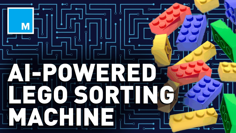 Photo of This machine could make cleaning up your LEGOs infinitely easier — Future Blink