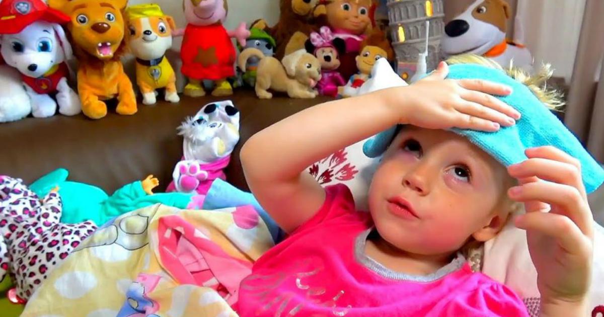 5-летняя девочка из Краснодара попала в тройку самых богатых блогеров мира