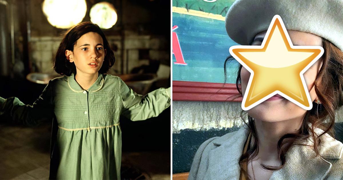 Девочке из «Лабиринта Фавна» уже 25 лет. Как актриса выглядит сейчас?