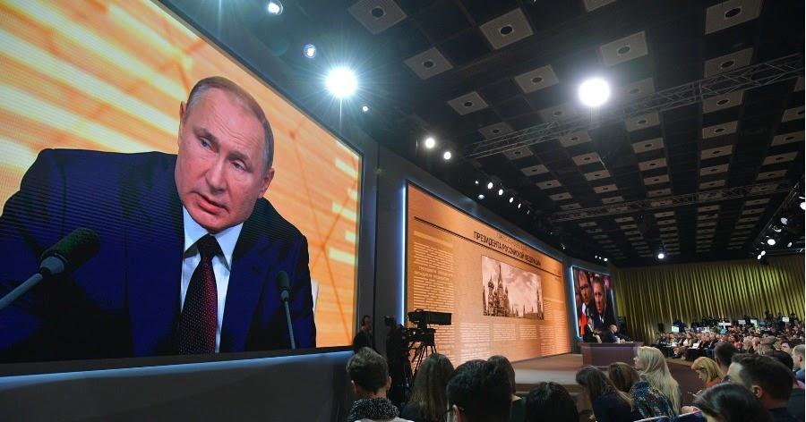 Фото Путин защитил вывоз отходов в регионы и мусорную реформу