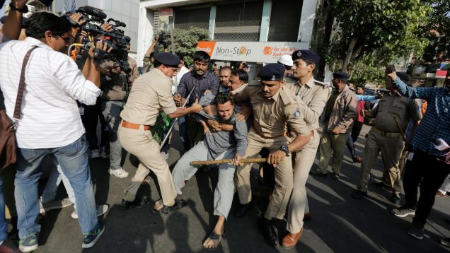 Photo of Indian Authorities Order Internet Shutdowns Amid Mass Protests, Outrage Over Citizenship Law