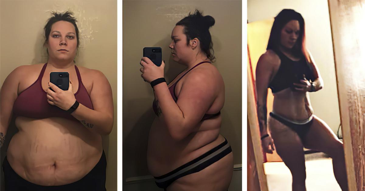 женщина похудела на 15 кг