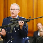 New Zealand Ban on Most Semiautomatic Weapons Takes Effect