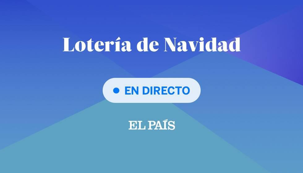 Photo of Premios Lotería de Navidad 2019, en directo: 26590 el Gordo de Navidad; 10989 segundo y 00750 tercero
