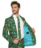 Ho Ho Ho Yeah, Amazon's Light-Up Christmas Tree Suit Is the Perfect White Elephant Gift