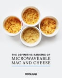 We Found a Microwaveable Mac and Cheese That Doesn't Actually Suck