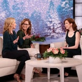 The Office's Angela, Pam, and Erin Reunited on Ellen to Talk About Those Reboot Rumors