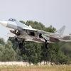 В Хабаровском крае потерпел крушение истребитель Су-57