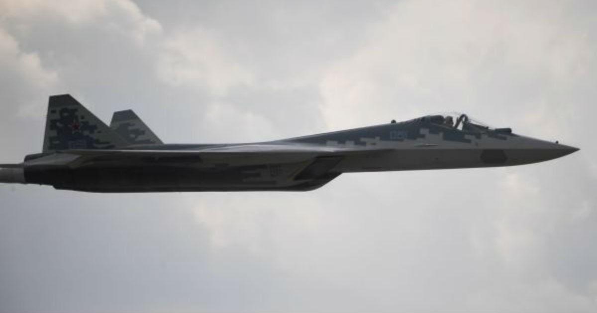 Крушение Су-57: разбился первый серийный истребитель пятого поколения