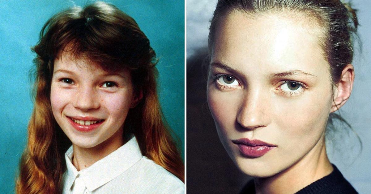 История Кейт Мосс: как по воле случая невзрачная девочка стала супермоделью
