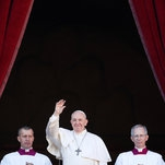 Pope Francis, in Christmas Speech, Urges Nations to Tend to Refugees