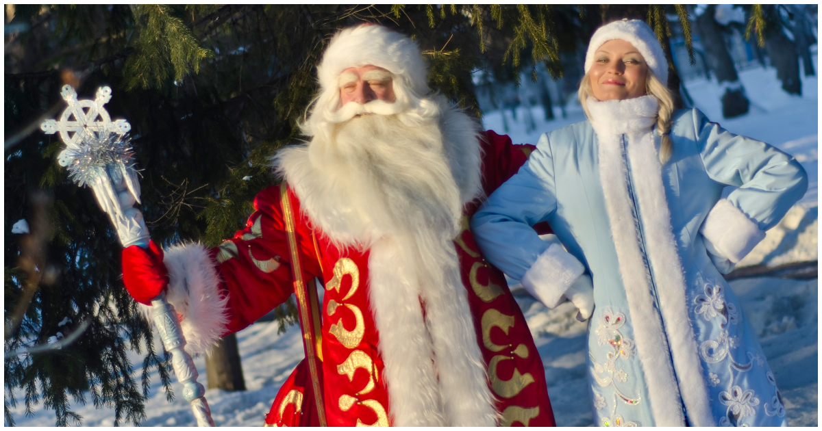 Адреса Дедов Морозов: куда слать письма и где живет Дед Мороз