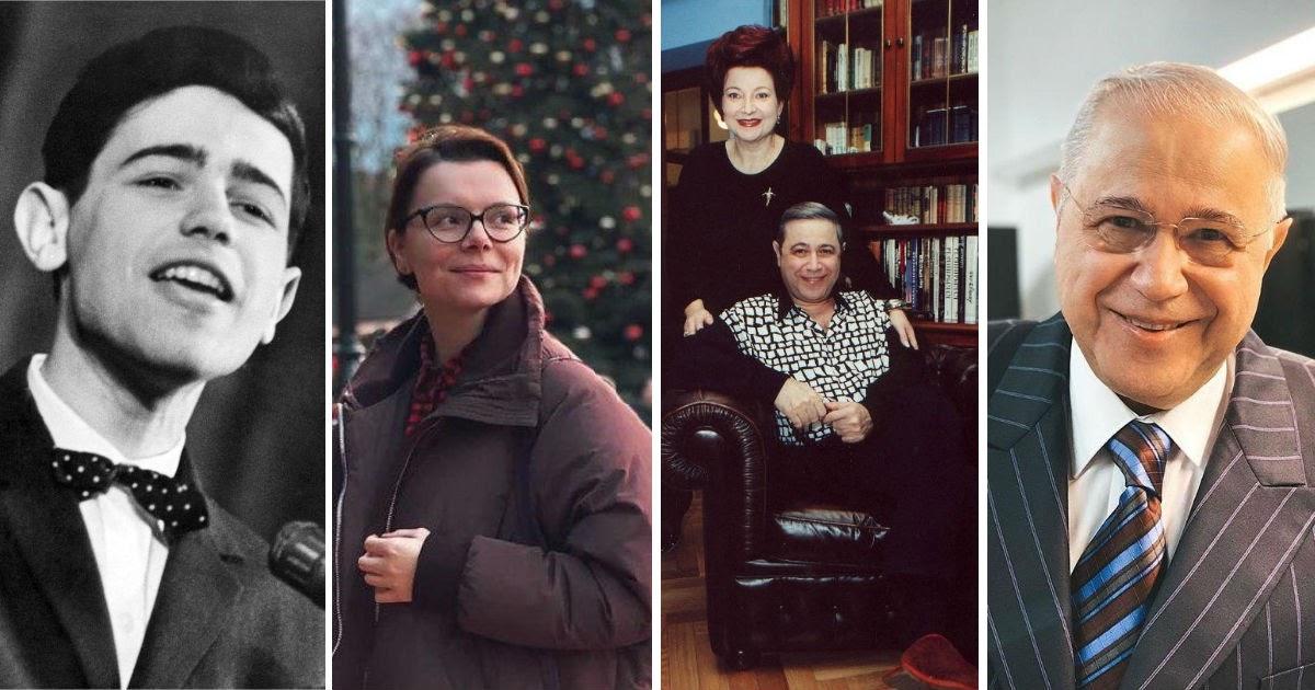 Евгений Петросян: биография, жены и ФОТО новой супруги