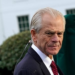 Peter Navarro, Trump's Trade Warrior, Has Not Made His Peace With China